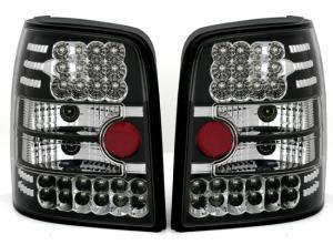 VW Passat B5 variant zadní LED světla. BLACK
