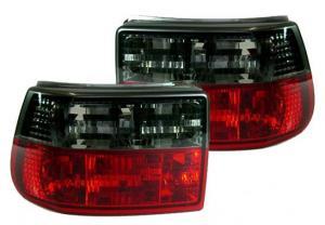 Opel Astra F zadní světla RedSmoke
