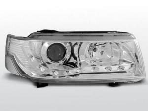 VW Passat B4 přední světla DAYLINE-Chrom