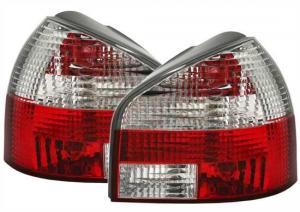 Audi A3 zadní světla RedWhite