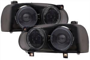 VW Golf 3 přední světla-Projektor.