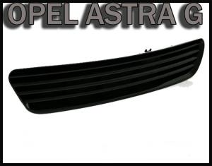 Opel Astra G-přední maska bez znaku.