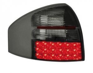 Audi A6 zadní LED světla Smoke