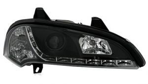 Opel Tigra přední světla DAYLINE-Black