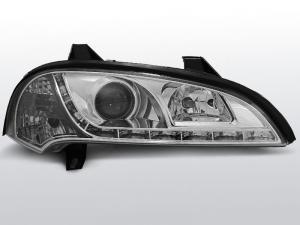 Opel Tigra přední světla DAYLINE-Chrom