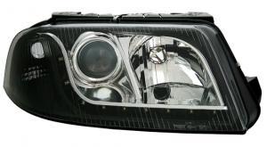 VW Passat B5.5 (3BG) přední světla DAYLINE-Black