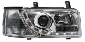 VW T4 přední světla DAYLINE-Chrom
