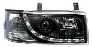 VW T4 přední světla DAYLINE-Black