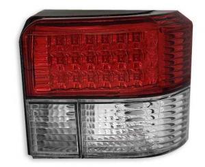 VW T4 zadní LED světla Red/White.