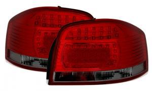 Audi A3 zadní LED světla RedSmoke
