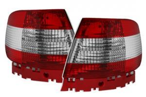 Audi A4 zadní světla Red/White