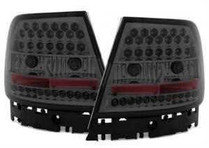 Audi A4 zadní LED světla - Smoke