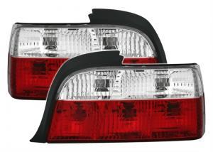 BMW E36 (coupe) zadní světla Red/White.