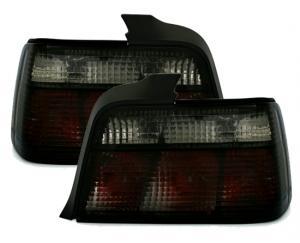 BMW E36 (sedan) zadní světla - Smoke.