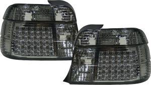 BMW E36 (compact) zadní LED světla - Smoke.