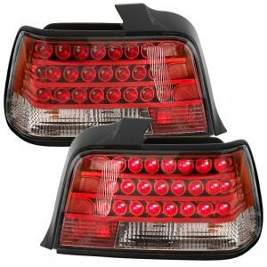 BMW E36 (sedan) zadní LED světla Red/White.