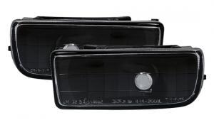 BMW E36 přední mlhoky - Black.