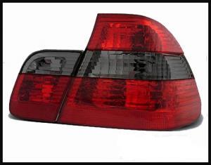 BMW E46 (sedan) zadní světla Red/Smoke.