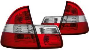 BMW E46 (touring) zadní světla Red/White.