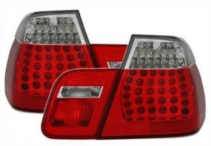 BMW E46 (coupe) zadní LED světla Red/White.