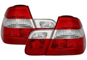 BMW E46 (sedan) zadní světla Red/White.