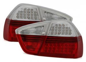 BMW E90 (sedan) zadní LED světla Red/White.