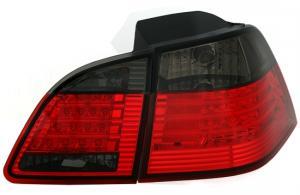 BMW E60 (touring) zadní LED světla Red/Smoke.