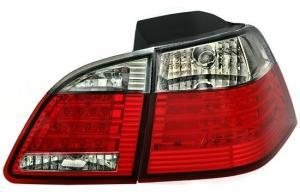 BMW E60 (touring) zadní LED světla Red/White.