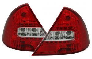 Ford Mondeo MK3 zadní LED světla - Red/White.
