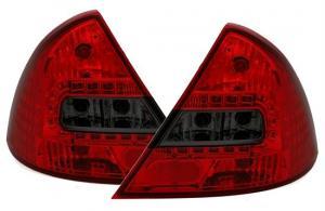 Ford Mondeo MK3 zadní LED světla - Red/Smoke.