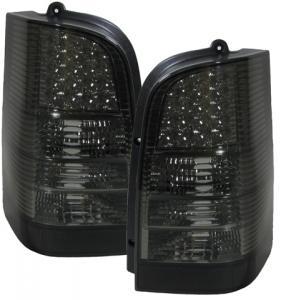 MERCEDES VITO W638 zadní LED světla - Smoke.