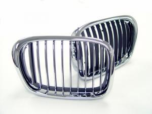 BMW E39 96-03. Maska Chrom. Sedan/Touring.