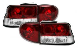 Ford Escort zadní světla -  Red/White