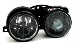 BMW E30 přední světla - Black.