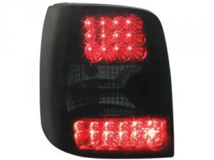 VW Passat B5.5 variant zadní LED světla. BLACK
