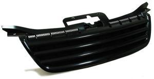 VW Touran - přední maska bez znaku - Black.