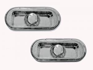 VW Passat B5 boční blinkry - Chrom.