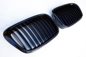 BMW E39 - maska černá.