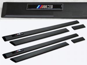 BMW E36 dveřní lišty-styl M3. (sedan-touring)