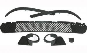 Sada BMW E39 M5 - mřížka+lišty+rámečky mlhovek.