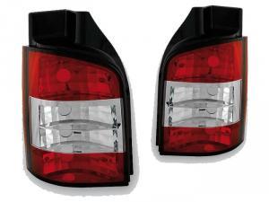 VW T5 zadní světla Red/White.