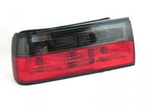 BMW E30 zadní světla Red/Smoke.