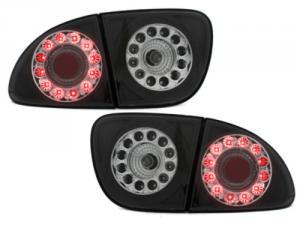 Seat Leon zadní LED světla - Black.