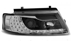 VW Passat B5 přední světla DAYLINE-Black.