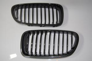 BMW F10/F11 přední maska - CARBON LOOK.