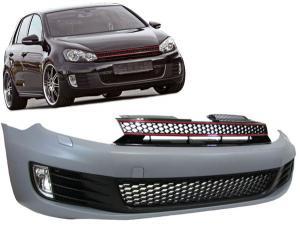 VW Golf 6 - přední GTi nárazník.