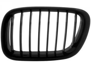 BMW X5 - přední maska-BLACK-Lesklá.