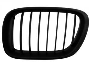 BMW X5 - přední maska-BLACK-Matná.