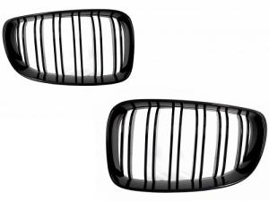 BMW E87 maska - Černá.