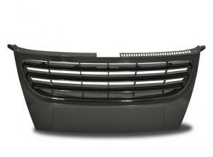 VW Touran 2 - přední maska bez znaku - Black.